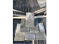 Welsh Slates Reclaimed 16 x 9 ONLY 70p each slate