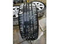 """Genuine Audi A7 18"""" wheels"""