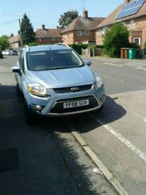 Ford kuga breaking