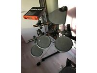 Yamaha DTXpress electronic drum kit.