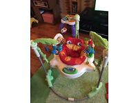 Fisher Price Jumperoo 8 month old