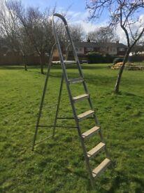 7ft Lightweight Aluminium Step Ladder