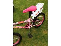 Girls Pink Apollo Roxie Bike Halfords
