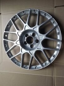 """Audi TT Face Plate Only BBS Split Rim Alloy Wheel 18"""""""