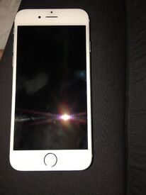 iPhone 6 16gb silver Ee
