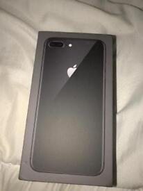 Iphone 8 plus 64gb unlocked. Swaps tell me what you got