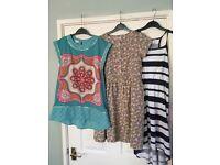 Girls clothes bundle age 10