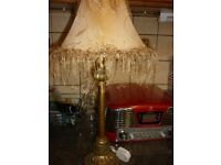 2 Table Lamps and 2 Bedside Lamps