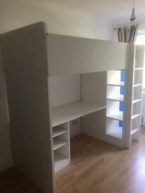 Ikea loft bed for sale