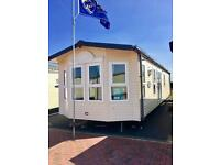 DOUBLE GLAZED AND CENTRAL HEATED 2 BEDROOM HOLIDAY HOME IN TOWYN, NORTH WALES, NOT HAVEN