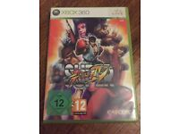 XBOX360: Super Street Fighter IV