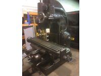 Kearney and Trecker 3K Vertical Milling Machine