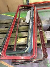 Defender windscreen frame