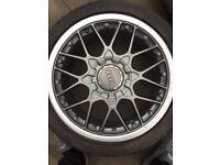 Audi TT 3.2 DSG Quattro alloys