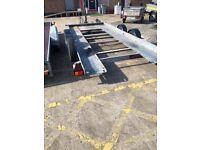 Car transporter trailer 16 feet