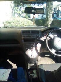 image for Honda, CIVIC 3 door auto 2002, 1.6 Spares or repairs.