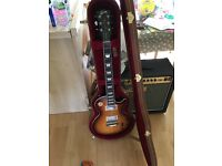 "2016 Gibson Les Paul Standard & Marshall DSL 40C ""Vintage 30"" loaded"