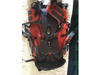 Berghaus and Lowe alpine travel back packs