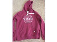 Ladies saltrock hoodie size 12