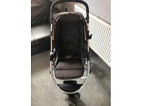 Mamas & Papas Zoom travel system, car seat & base