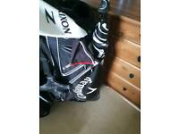 Callaway golf stand bag used once