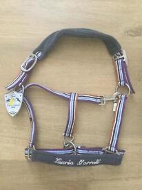 Pony Headcollar - new