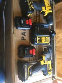 Dewalt 10.8v drill and impact driver