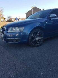 Audi a6 salon 2.4 petrol 6speed manual