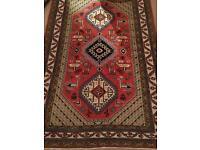 Handmade Persian rug £200