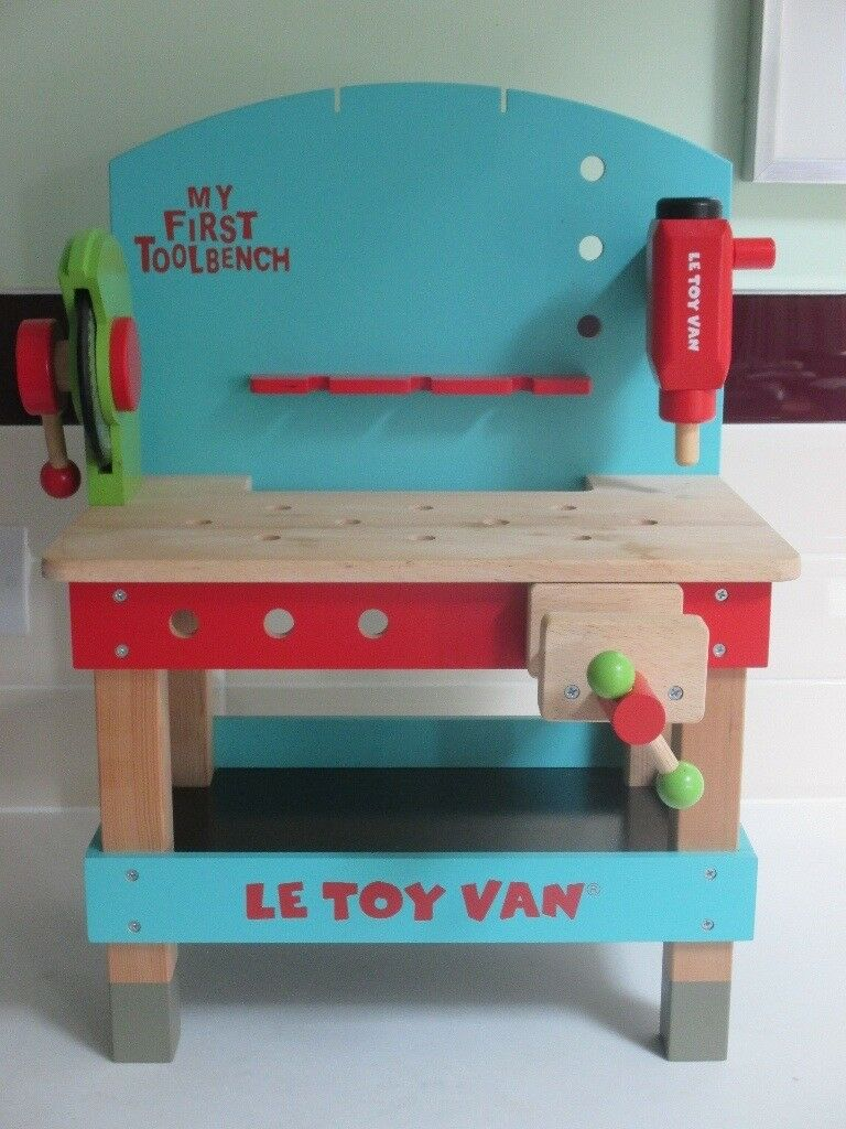Amazing Childrens Wooden Work Bench Le Toy Van In Huntly Aberdeenshire Gumtree Gamerscity Chair Design For Home Gamerscityorg