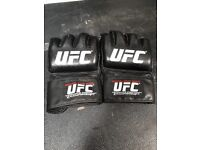 Official UFC gloves | XL | BRAND NEW | RRP; £79.99 | SAVE YOURSELF £40! | BARGAIN