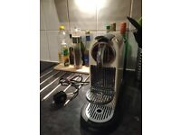 Nespresso Magimix Coffee Machine (As New!)