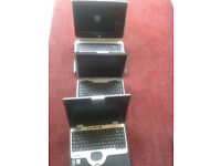 LAPTOPS X 3 untested---£20 for the 3
