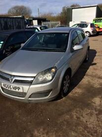2005 Vauxhall Astra h 1.6 16v breaking for spares
