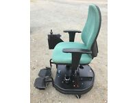Power Office Chair - for disabled Office workers