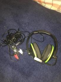 Turtle beach headset for Xbox