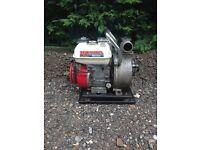 Honda Deluxe WD20X Water Pump