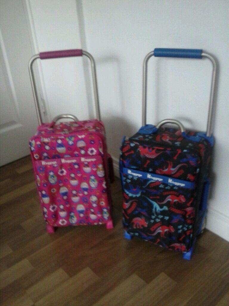 It luggage kids suit cases   in Dundonald, Belfast   Gumtree