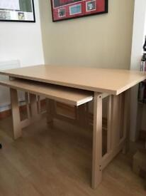 Crafting/work desk