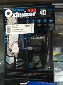 Oxford Oximiser 900 battery charger - New