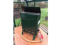 Greenhouse Heater - 2kw - Propane Gas