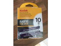 Kodak 10b black ink