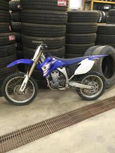 2007 Yamaha YZ450