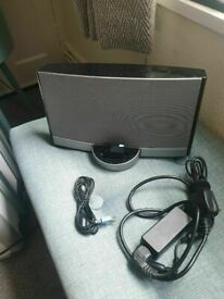 Bose Sounddock portable digital music system fair ciondition and fully working