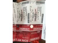 2 x Tickets Beyonce Jay-Z OTR II 13th June Manchester