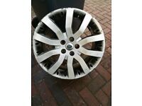 GENUINE RANGE ROVER ALLOY FOR SPARE OR REPAIR