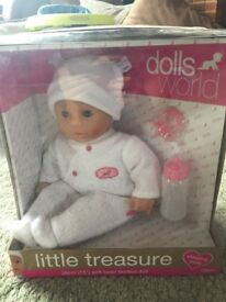 Dolls World Little Treasure BNIB