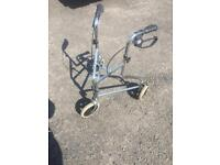 Walking aid mobility 3 wheel tri walker