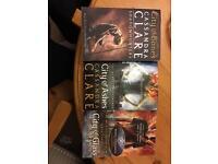 The Mortal Instruments - Books 1, 2 & 3