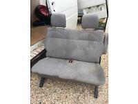 Vw T4 van kombi folding rear seats - cheap - want space! camper or day van - Transporter